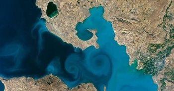 Bakan Soylu, NASA yarışmasındaki Van Gölü fotoğrafı için destek çağrısında bulundu