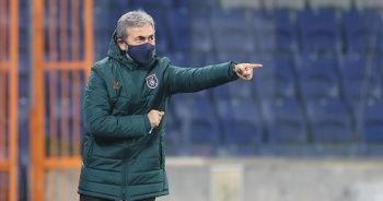 Başakşehir'de Fenerbahçe maçı hazırlıkları başladı