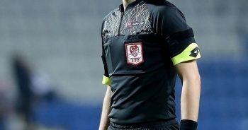 Beşiktaş-Ankaragücü maçını Halis Özkahya yönetecek