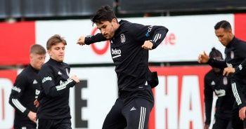 Beşiktaş'ta Kayserispor maçı hazırlıkları tamamlandı