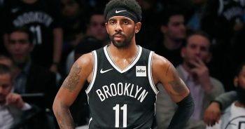 Brooklyn Nets Kyrie Irving ile kazandı
