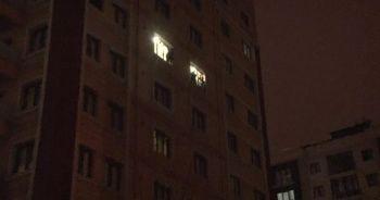 Bunalıma giren kadın beşinci kattan atladı