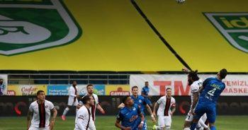 Çaykur Rizespor - Fatih Karagümrük maçında gol sesi çıkmadı