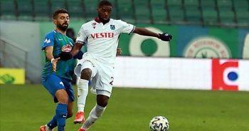 Çaykur Rizespor - Trabzonspor maçında gol çıkmadı