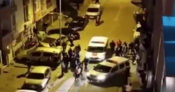 Çocuk kaçırma iddiası mahalleliyi sokağa döktü