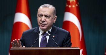 Cumhurbaşkanı Erdoğan: 29 Nisan'dan 17 Mayıs'a kadar sürecek şekilde tam kapanmaya geçiyoruz