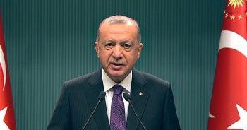Cumhurbaşkanı Erdoğan: Ata sporlarımızın yaygınlaşması için çabaları desteklemekte kararlıyız