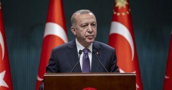 Cumhurbaşkanı Erdoğan'dan Biden'a cevap