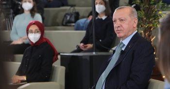 """Cumhurbaşkanı Erdoğan'dan """"Kanal İstanbul"""" açıklaması"""