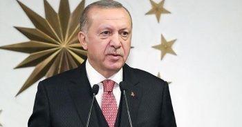 Cumhurbaşkanı Erdoğan'dan Prens Philip için taziye mesajı