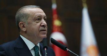 Cumhurbaşkanı Erdoğan: Emekli generallerin merkezinde CHP var