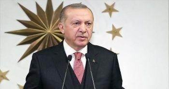 Cumhurbaşkanı Erdoğan, şehit Jandarma Uzman Çavuş Erdem'in ailesine başsağlığı mesajı gönderdi
