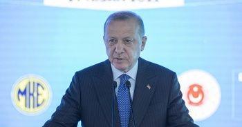 Cumhurbaşkanı Erdoğan: Tahsis ettiğimiz kaynakların karşılığını alıyoruz