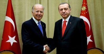 Cumhurbaşkanı Erdoğan ve Biden telefonda görüştü