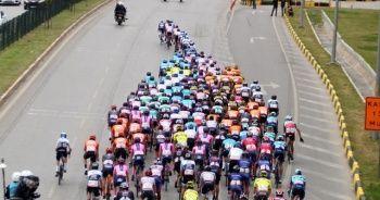 Cumhurbaşkanlığı Türkiye Bisiklet Turu'na büyük ilgi