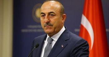 Dışişleri Bakanı Çavuşoğlu'ndan İtalya Başbakanı'na tepki