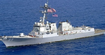Dışişleri'nden ABD savaş gemilerine ilişkin açıklama