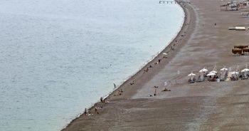 Dünyaca ünlü sahilde sıkı denetim