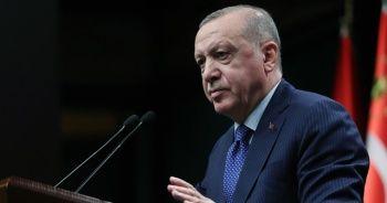 Erdoğan: Bildiri art niyetli bir girişimdir