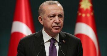 Erdoğan: Kanal İstanbul için kararlıyız