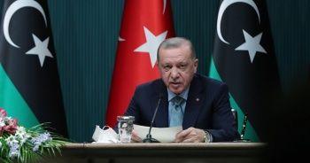 Erdoğan: Libya'ya 150 bin doz korona virüs aşısı göndereceğiz