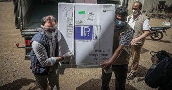 Esad rejimi, 203 bin doz aşı teslim aldı