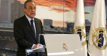 Florentino Perez: UEFA'nın kuklası değiliz