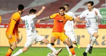 Galatasaray sahasında Konyaspor'u konuk ediyor