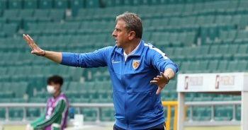 Hamza Hamzaoğlu 4. maçına çıktı
