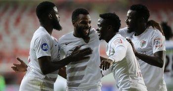 Hatayspor'un golcüleri birbirleri ile yarışıyor