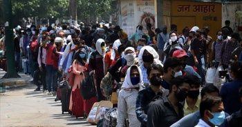 Hindistan'da kabus: En yüksek vaka sayısı kaydedildi