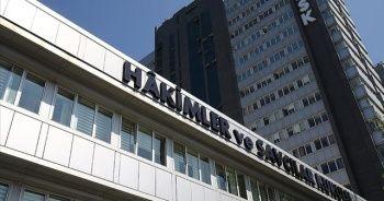 HSK üyeliği için TBMM Başkanlığına 118 başvuru
