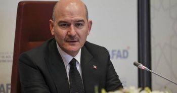İçişleri Bakanı Soylu: Faruk Fatih Özer'i tanımıyorum