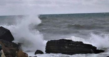 İki bölgeye fırtına uyarısı