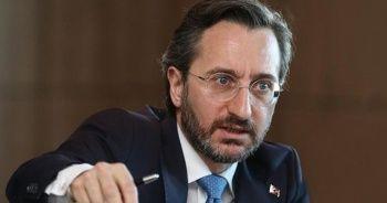 İletişim Başkanı Altun'dan İtalyan Başbakanına tepki
