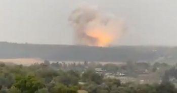 İsrail'de füze fabrikasında patlama