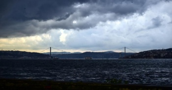İstanbul'da dolu yağışı etkili oldu