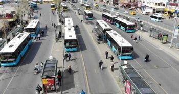 İstanbul'da toplu taşıma şoförlerinden 'hoşgörü' çağrısı
