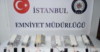 İstanbul'daki otogarda ele geçirilen 5 kilo patlayıcının türü belli oldu