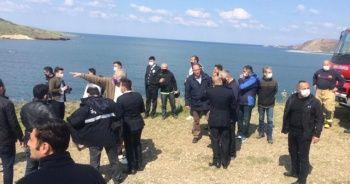 İzmir'de askeri eğitim uçağı denize düştü: 2 pilot kurtarıldı
