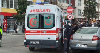 Kars'ta sopalı kavga: 2 yaralı