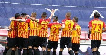 Kayseri'de gol yağmuru