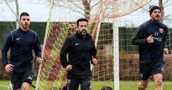 Kayserispor'a 2 futbolcusundan iyi haber