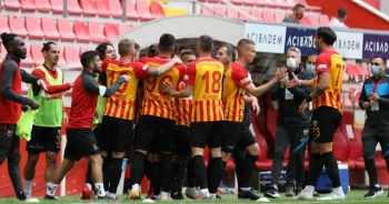 Kayserispor'da 9 sezon sonra bir ilk