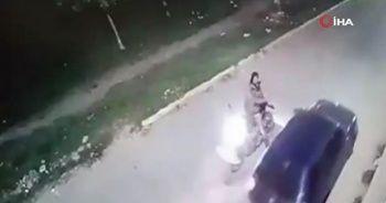 Kız arkadaşının fotoğrafını beğenen adama kurşun yağdırdı