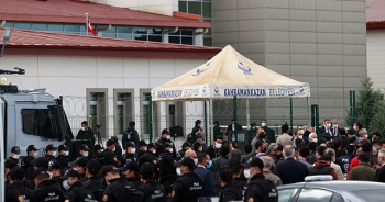 Kobani bahanesiyle düzenlenen eylemlere ilişkin dava ertelendi