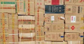 Kocaeli'de 15 milyon lira değerinde kaçak ticari eşya ele geçirildi