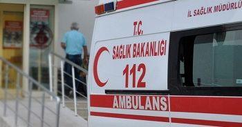 Küçükçekmece'de 15 yaşındaki çocuk silahla yaralandı