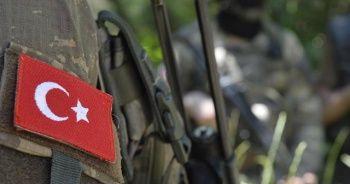 Kuzey Irak'ta 1 asker şehit oldu, 1 asker yaralandı