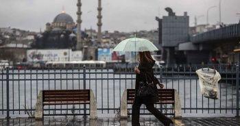 Kuzey ve iç kesimlerde sağanak yağmur etkili oluyor